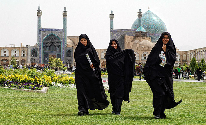 Dimiter Popov, Iran, Isfahan
