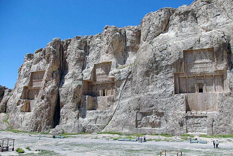 Naqsh e Rostam, Iran