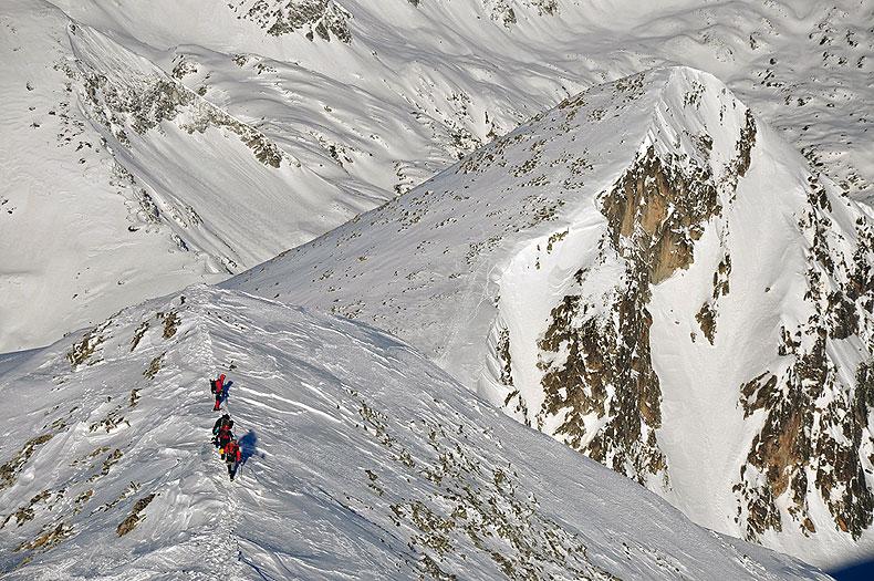 Polezhan - the highest granite peak in the Pirin Mountains