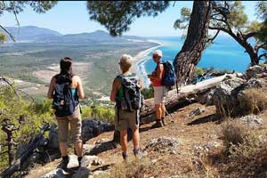 The Lycian Way: Turkish 'ghost trail', leading to Alexander the Great's time