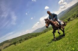 enjoy the day, enjoy the ride, Rodopi Mountain, Bulgaria