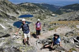 Trekking in The Rila Mountains