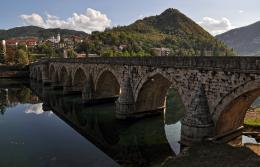 The Bridge on the Drina, Visegrad, Bosna i Herzegovina