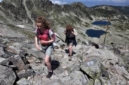 Trekking to Mt Musala - Rila Family Adventure