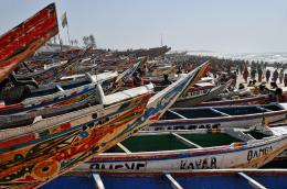 Kayar Boats, Senegal
