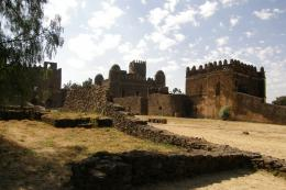Gondar, the old Ethiopian capital