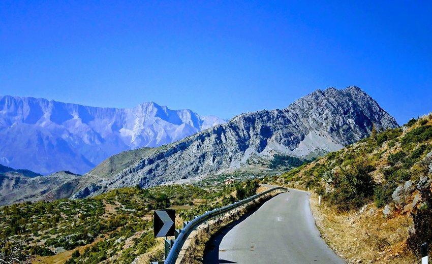 Cykelrundrejse I Albanien Cykelferie Guided Rejser Med Penguin
